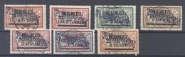 Memel Mi.Nr. 40-46, Freimarken 1921 *-gestempelt, Fast Nur Gestempelt (33582) - Klaïpeda