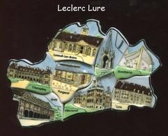 Serie Complete De 8 Feves Leclerc Lure - Regiones