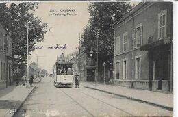 45, Loiret, ORLEANS, Le Faubourg Bannier, Scan Recto-Verso - Orleans