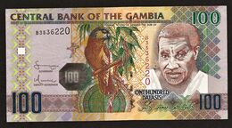 "100 Dalasis ""GAMBIE""    UNC     Bc 57 - Gambia"