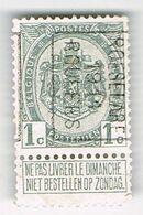 ROESELARE 1914 - Préoblitérés
