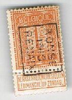 RONSE RENAIX 1913 - Vorfrankiert