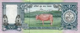 NEPAL P. 42  250 R  1997  UNC - Nepal