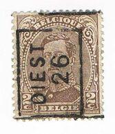 1926 DIEST 2c - Préoblitérés