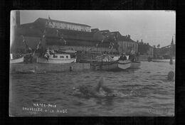 1918 - Bruxelles à La Nage - Match De Water-Polo - Swimming