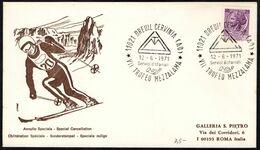 SKI - ITALIA BREUIL CERVINIA 1971 - VII TROFEO MEZZALAMA - Ski