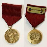 Médaille Tchèque KSČ 1921 1971 PROLETÁŘI VŠECH ZEMÍ SPOJTE SE - Professionals / Firms