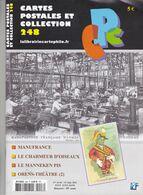 Cartes Postales Et Collection N° 248 En Date Du 1er Avril Au 15 Juin 2011 - A Voir - Francese