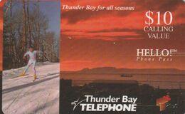 CANADA. THUNDER BAY FOR ALL SEASONS. 01/95. (311) - Canada