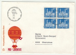 Suisse // Schweiz // Poste Aérienne // Vol Postal Par Ballon 29.09.1964 - Other Documents
