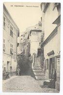 06/CPA A - Roquebrune - Rue De La Fontaine - Roquebrune-Cap-Martin