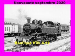 AL 652 - Loco Vapeur 131 TB 31 évoluant En Gare De VILLIERS-SAINT-GEORGES - Seine Et Marne - SNCF - Villiers Saint Georges