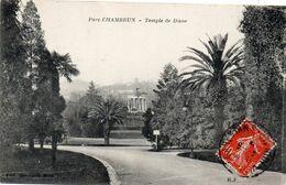 NICE - Parc Chambrun - Temple De Diane - Parks