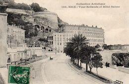 NICE - Tour Bellanda Et Hôtel Suisse - Autres