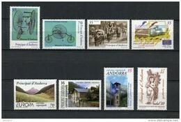 Andorra 1999. Completo ** MNH. - Spanisch Andorra