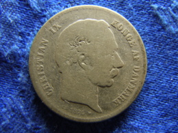 DENMARK 1 KRONE 1875, KM797.1 - Denmark