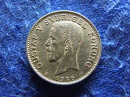 SWEDEN 1 KRONA 1926, KM786.2 XF - Sweden
