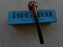 Pipe En Bruyère - Heather Pipes