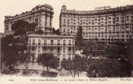 NICE - Le Grand Palais Et L'Hôtel Majestic - Sonstige