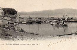 CANNES - Iles De Lérins - Saint Honorat - Le Port - Cannes