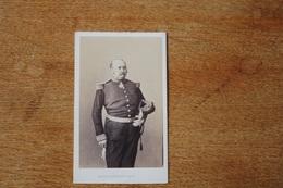 Cdv Militaire Second Empire  Officier Général  REPOND ?  Par Mayer & Pierson - Guerra, Militares