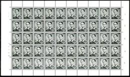BE   M1 1    XX    ---   Les 4 Feuilles Et N° Planche  : 1 à 4  --  Variétés + M1-V  --  Voir Scans - Full Sheets