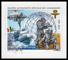 Italia / Italy 2018: GIS Carabinieri / Carabinieri Special Intervention Group ** - Police - Gendarmerie