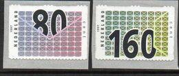Nederland NVPH 1707/1708 100 Voor Uw Zaken -- PAYS BAS  Yv N°1579/1580 à L'usage Des Entreprises  MNH Neuf**(1997) - Neufs
