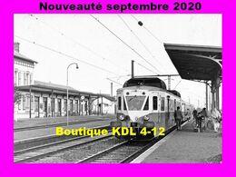 AL 662 - Autorail ADN En Gare - ACHIET-LE-GRAND - Pas De Calais - SNCF - Otros Municipios