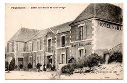 44  PORNICHET  -  Hôtel Des Bains Et De La Plage - Pornichet