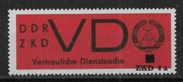 DDR-Dienst  3 ** - Oficial