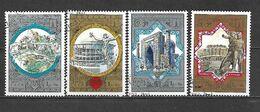 URSS - 1979 - N. 4617/20 USATI (CATALOGO UNIFICATO) - Gebraucht