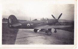 Oih-  63 P De D  Photo D'avion  Faites à AULNAT ; AIRACOBRA - Other Municipalities