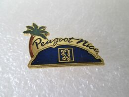 PIN'S   PEUGEOT  NICE - Peugeot