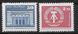 DDR  2549 ** - [6] Democratic Republic