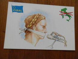 ITALIA Cartolina SINDACATO  CISAL - Labor Unions