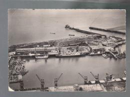 CP - 62 - Boulogne-sur-Mer  -  Bassin Loubet - Le Dinard à Quai - Vue Aérienne - Boulogne Sur Mer