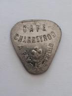 Monnaie De Nécessité HAUTE-LOIRE 43 **FAY LE FROID Café Charreyron 12.5 C** 2 Scans - Notgeld