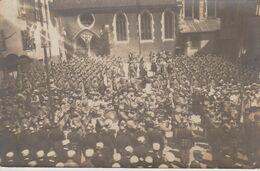 RIBEAUVILLE  SOUVENIR DE LA FETE 16/06 1919  ( Carte Photo ) - Ribeauvillé