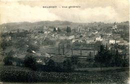 N°2843 R -cpa Belmont -vue Générale- - Belmont De La Loire