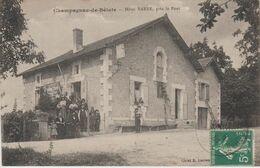 CHAMPAGNAC DE BELAIR  HOTEL BARRE , Prés Le Pont - Sonstige Gemeinden