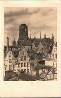 !  Fotokarte Photo, Danzig, St. Marienkirche - Danzig