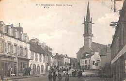 29 - Guipavas - Entrée Du Bourg (animée 1914) - Autres Communes