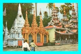 A792 / 183 MYANMAR RANGGOON UNION OF BURMA - Myanmar (Burma)