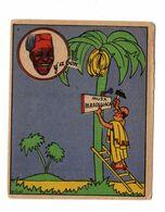 Chromo Banania, N° 4 - Banania