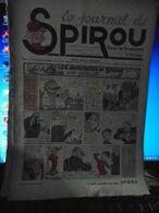 Le Journal De SPIROU - 1ère Année - N° 29 - 3 Novemvre 1938 - RARE - ROB VEL - F. DINEUR Lire Le Descriptif - Spirou Magazine