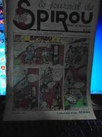 Le Journal De SPIROU - 1ère Année - N° 27 - 20 Octobre 1938 - RARE - ROB VEL - Lire Le Descriptif - Spirou Magazine
