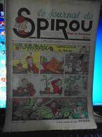 Le Journal De SPIROU - 1ère Année - N° 26 - 13 Octobre 1938 - RARE - ROB VEL - F. DINEUR - Lire Le Descriptif - Spirou Magazine