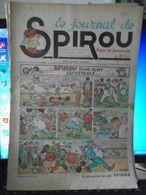 Le Journal De SPIROU - 1ère Année - N° 25 - 6 Octobre 1938 - RARE - ROB VEL - F. DINEUR - Lire Le Descriptif - Spirou Magazine