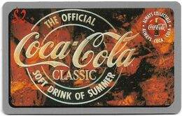 USA - Sprint - Coca Cola Score Board '95 - SBI-464 - Coca Cola Adv. #23, Remote Mem. 2$, 12.1995, 7.100ex, Mint - Sprint